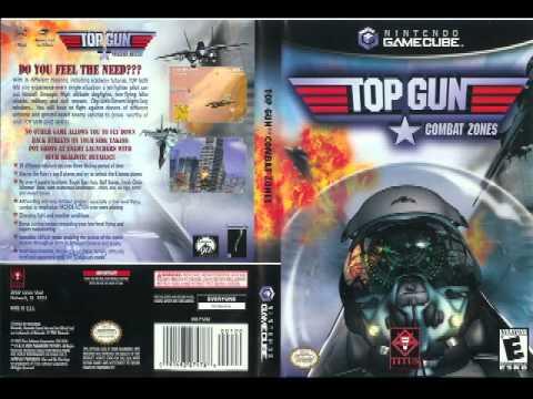 Top Gun Combat Zones Menu Music ( Plane Select )