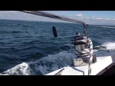 Sailing in the San Juan Islands - Spring 2017