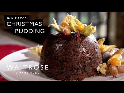 Christmas Pudding | Waitrose