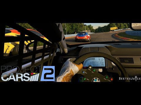 Project CARS 2:  Online - Touring @ Watkins Glen - VR Gameplay