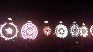 Giant Christmas Lantern Competition in San Fernando, Pampanga