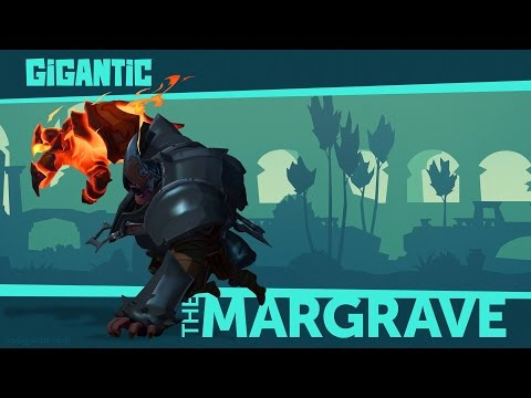 видео: Первый бой - gigantic (beta)