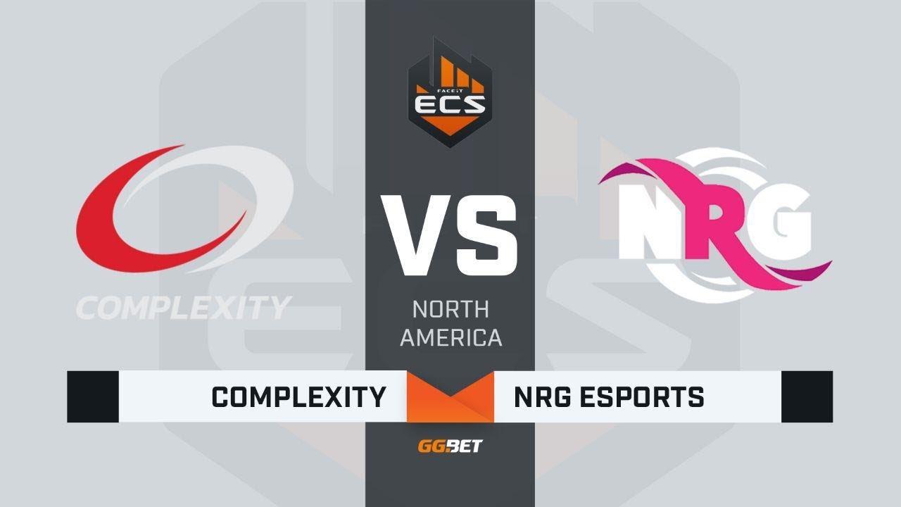 compLexity vs NRG, map 1 nuke, ECS Season 7 North America