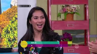 Indra Bruggman Ketahuan Nge Fans Sama Maudy Koesnaedi