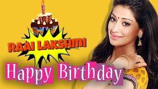 "Wishing ""Rai Lakshmi"" a Very Happy Birthday..! - Tamilgossip"