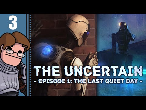 Let's Play The Uncertain: Episode 1 Part 3 - Priority One: Internet Access