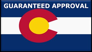 Colorado State Car Financing : Bad Credit Auto Loans Guaranteed Approval with Instant Quote Online
