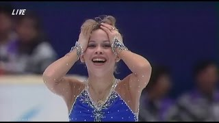 [HD] Tara Lipinski - The Rainbow - 1998 Nagano Olympics - FS タラ・リピンスキー Тара Липински