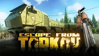 ВЫЖИВАЕМ в Escape From Tarkov. Побег из Таркова которого нет. Всех с Рождеством!
