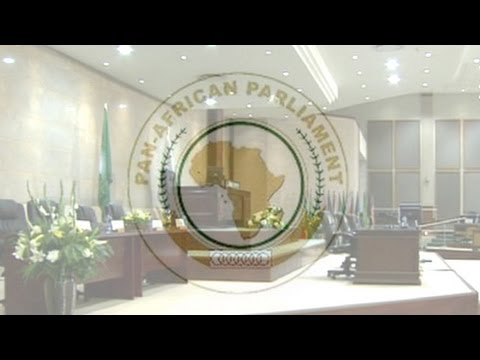Pan-African Parliament 2015 opening