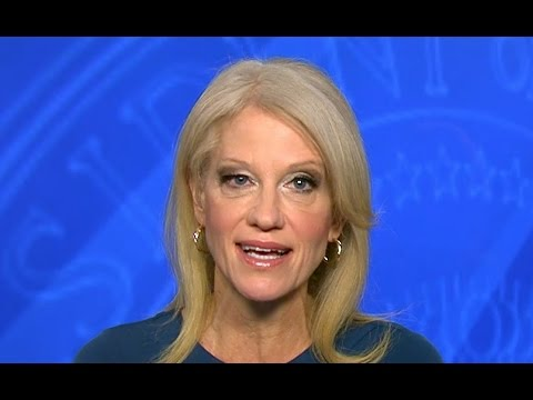 Kellyanne Conway Interview on Trump