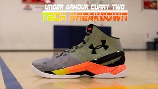 Under Armour Curry Two (2) - Tech Breakdown