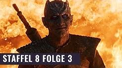 Der Kampf gegen den Nachtkönig  | Game of Thrones Staffel 8 Folge 3
