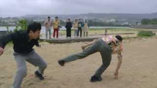 ダンス×琉球空手のハイブリッドアクション! ダンスの達人から最強の空...