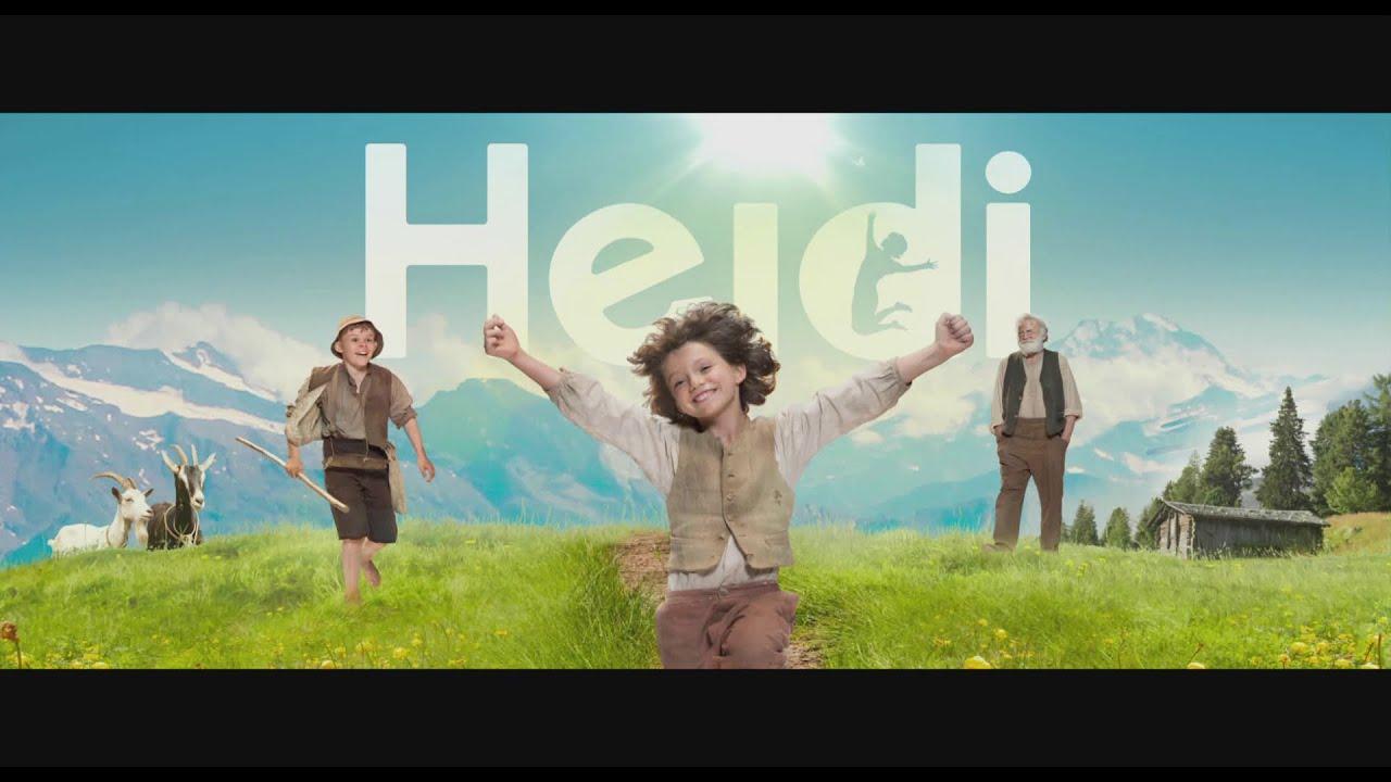HEIDI - TRAILER ITALIANO [HD]