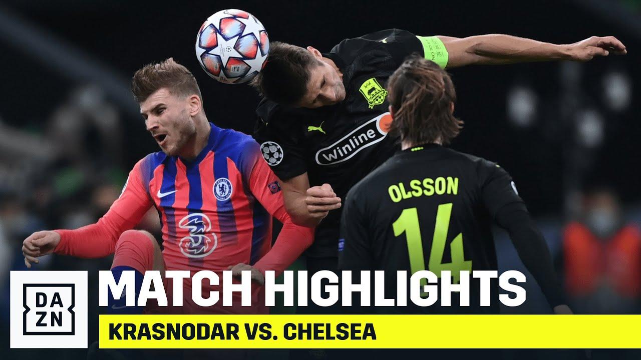 HIGHLIGHTS | Krasnodar vs. Chelsea (Champions League 2020-21)