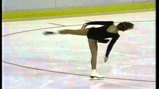 Tara Lipinski - 1994 U.S. Olympic Festival, Figure Skating, Ladies' Technical Program