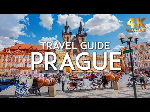 Things to know BEFORE you go to PRAGUE   Czechia Travel Guide 4K