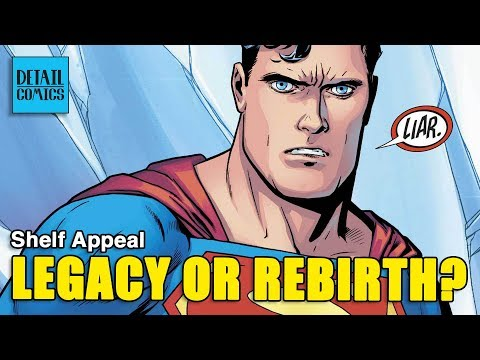 Overwhelmed By Marvel Legacy? DC Rebirth & Dark Nights Metal || Shelf Appeal (09/27/2017)