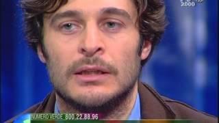 L'attore Lino Guanciale ospite di Tv2000 thumbnail