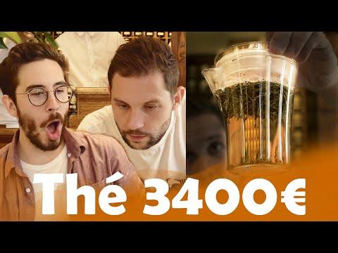 Thé à 10€ VS Thé à 3400€ !! Avec Kemar