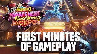 Borderlands 3 - Moxxi's Heist of the Handsome Jackpot Gameplay