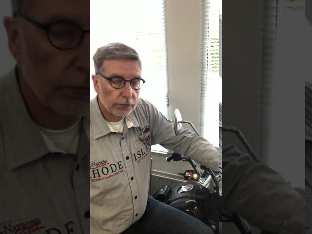 Bikerbrillen bzw. Chopperbrillen Tips 4 - Brille und Sitzposition
