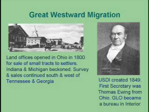 History of the Bureau of Land Management: Part 2 - Settling a Nation