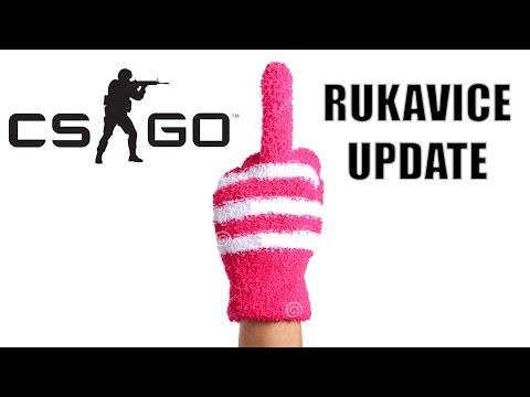 CS:GO ♦ Novy Update ♦ RUKAVICE ♦ Steam Group Lobby