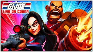GI Joe: War on Cobra! GI Joe is Back! Mobile Strategy Epic!