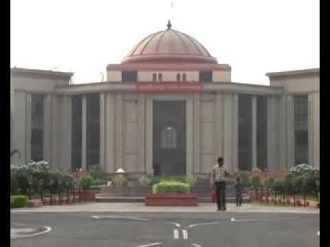 Chhattisgarh High Court Bilaspur Building