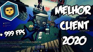 O MELHOR CLIENT DE MINECRAFT 2020 | Z7PLAY
