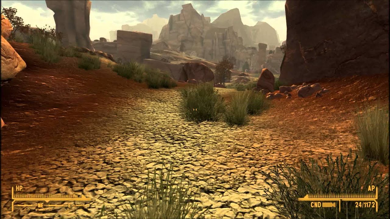Fallout New Vegas Honest Hearts Arrival At Zion Part 2 Of 3 To The