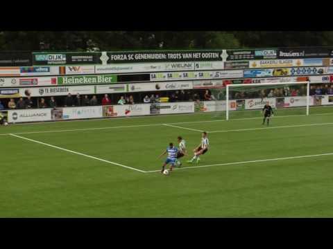 Samenvatting SC Genemuiden - PEC Zwolle