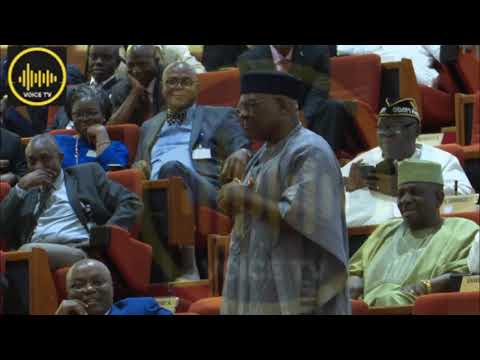 Watch: What Sen Nnamani Says About Former Foreign Affairs Minister