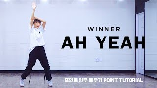 WINNER 위너 'AH YEAH (아예)' | 커버댄스 DANCE COVER | 안무배우기 거울모드 MIR…