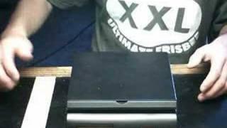 Balsa Wood Stiffness Test