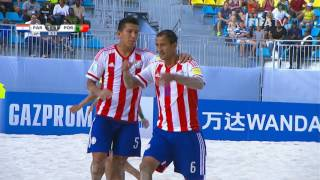 Match 14: Paraguay v Portugal - FIFA Beach Soccer World Cup 2017