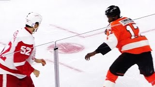 Gotta See It: Simmonds Drops Ericsson With One Punch