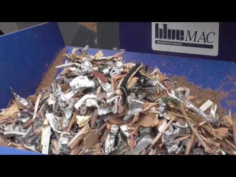 Waring Waste - BlueMAC All Metal Separator