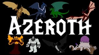 A History of the Warcraft Universe: Azeroth