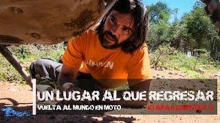 Romper el cárter / To break the carter (S08/E12) Vuelta al Mundo/World Tour (SUB ENG)
