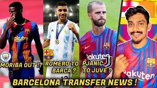 Barcelona transfer news: ROMER…