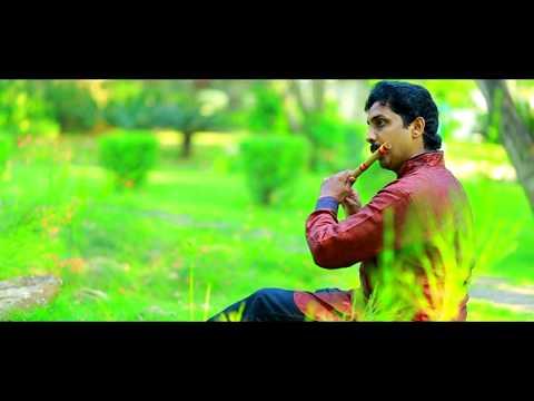Baahubali || Pacha Bottasi || Flute Cover || Prof.  Pushparaj || Panchhi Bole || Pachchai Thee