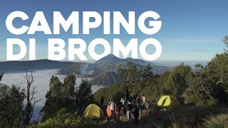 VLOGGG SPECIAL: Camping di Bromo