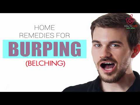 Best Home Remedy For Acid Reflux, Burping, Bloating and Indigestion