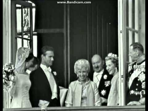 Royal Wedding of Queen Margrethe II and Prince Consort Henrik 1967 Part 3