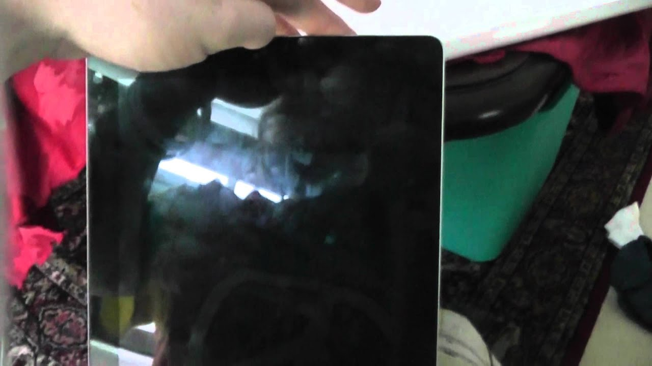 shutting down ipad when frozen meet