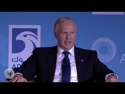 A powerful message by Bob Dudley, Group Chief Executive - BP at ADIPEC 2017