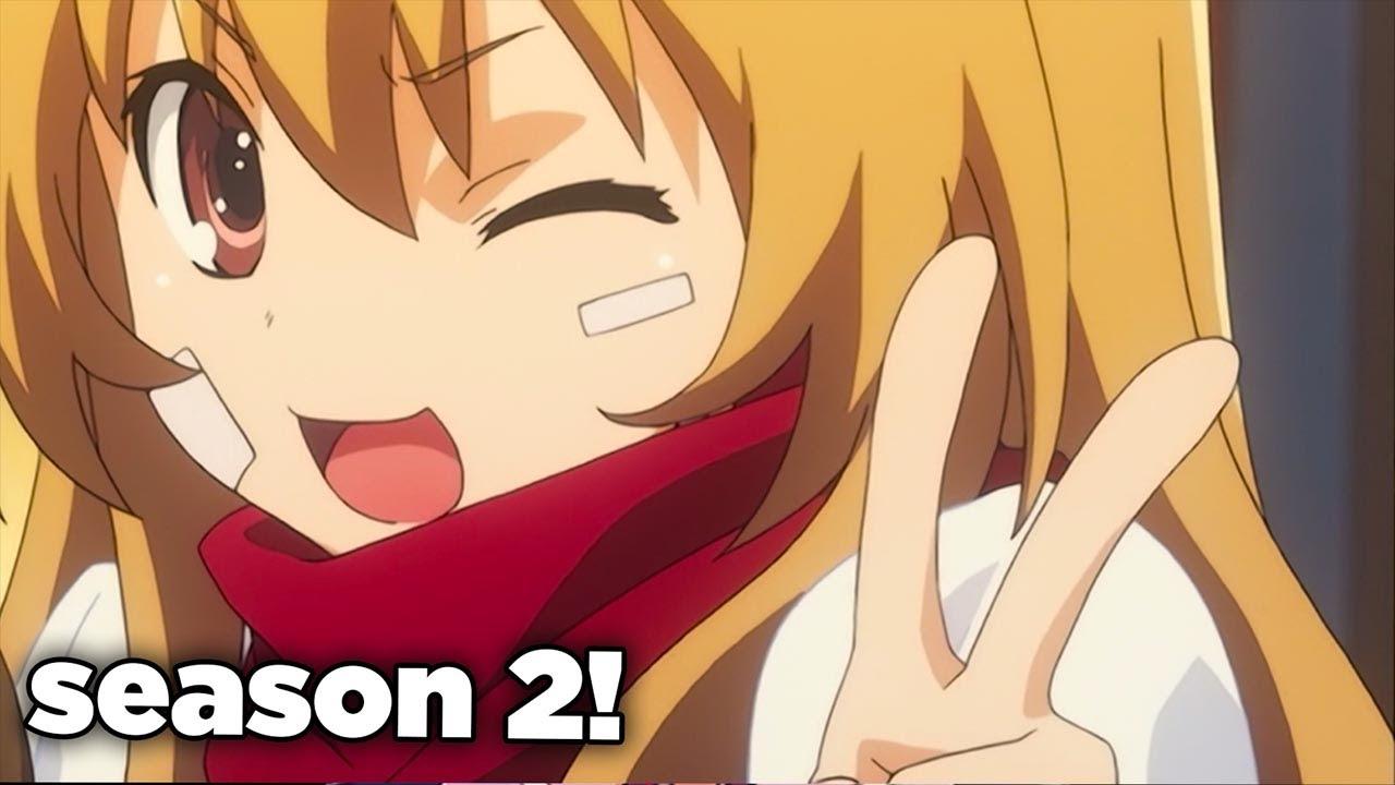 Download TORADORA! WILL RETURN IN 2021 (PROOF IN VIDEO) TORADORA! SEASON 2!!!!